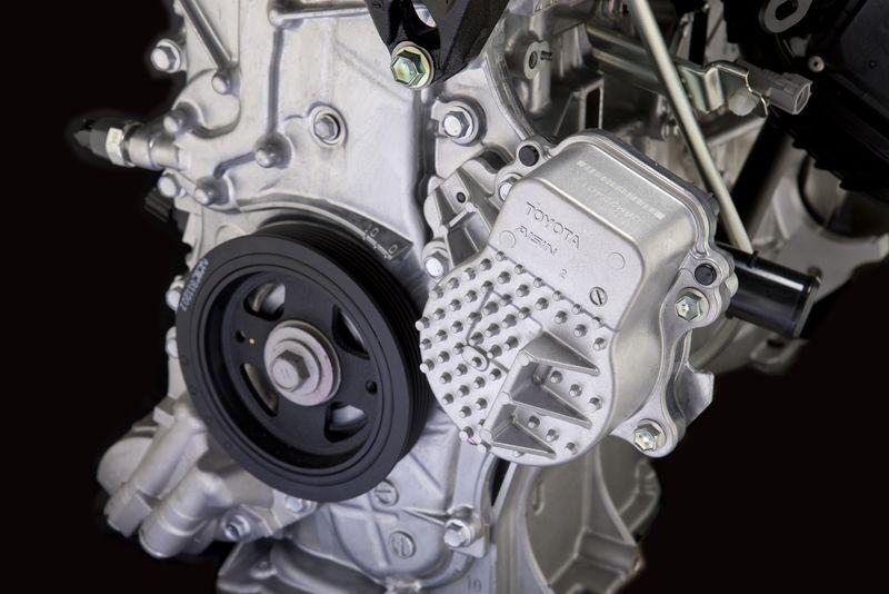 3rd_Gen_Prius_Electric_Water_Pump