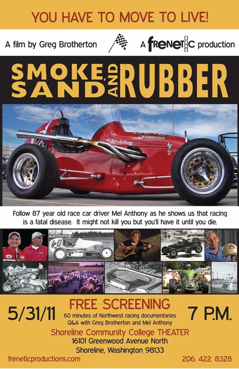 SmokeSandandRubberPoster