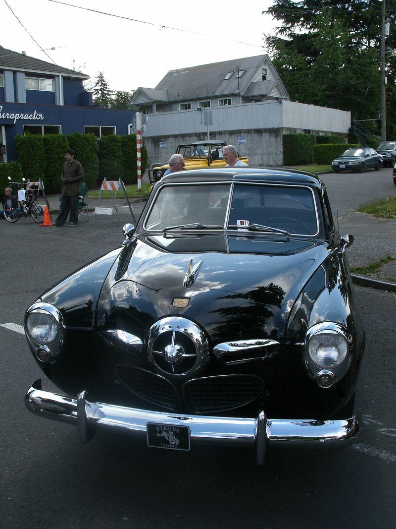 The 1950 Studebaker Champion