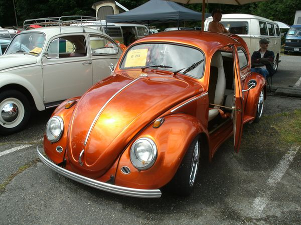 Automatter The Vintage Vw Beetle Is The New American Hot Rod
